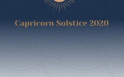 Capricorn Solstice 2020