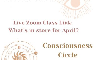 Live Zoom Class Link: What's in store for April?