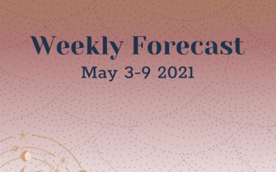 Weekly Forecast: May 3-9 2021