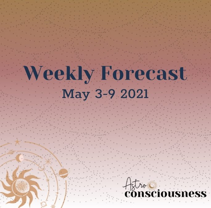 Weekly Forecast: May 3-9 2021