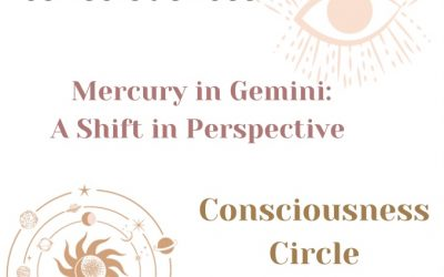 Mercury in Gemini 2021: A Shift in Perspective