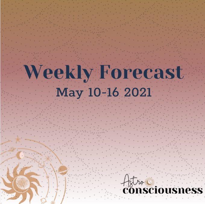 Weekly Forecast: May 10-16
