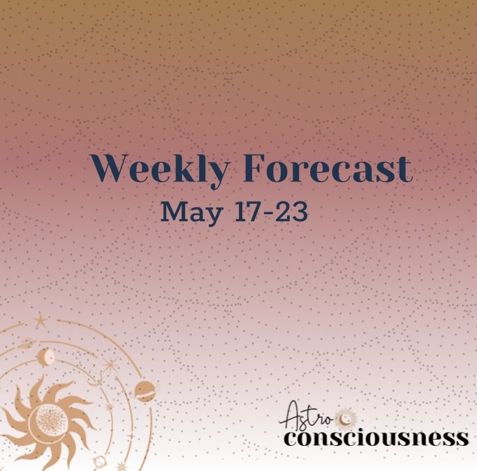 Weekly Forecast: May 17-23