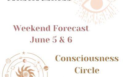 Weekend Forecast: June 5 &6