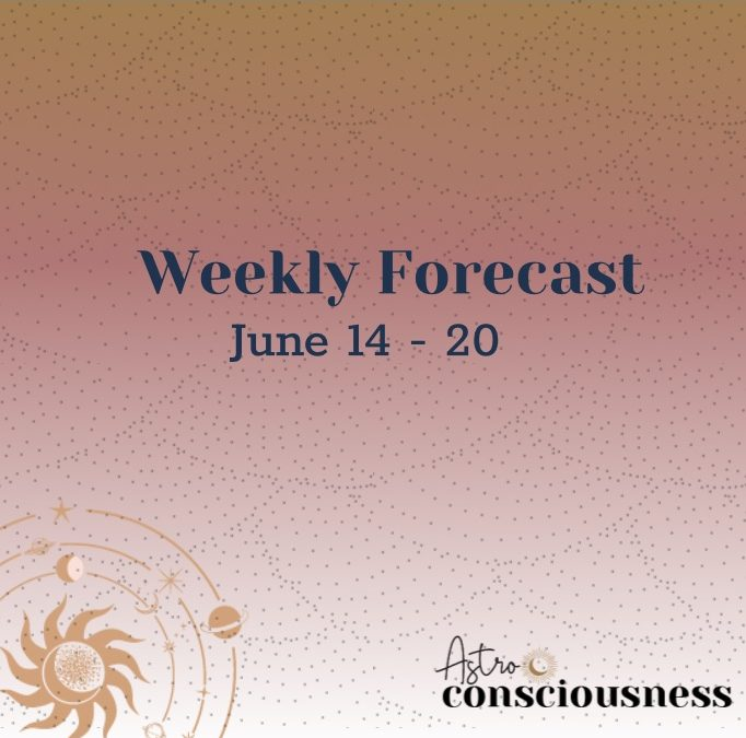 Weekly Forecast: June 14-20