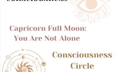 Full Moon in Capricorn: I Am Not Alone