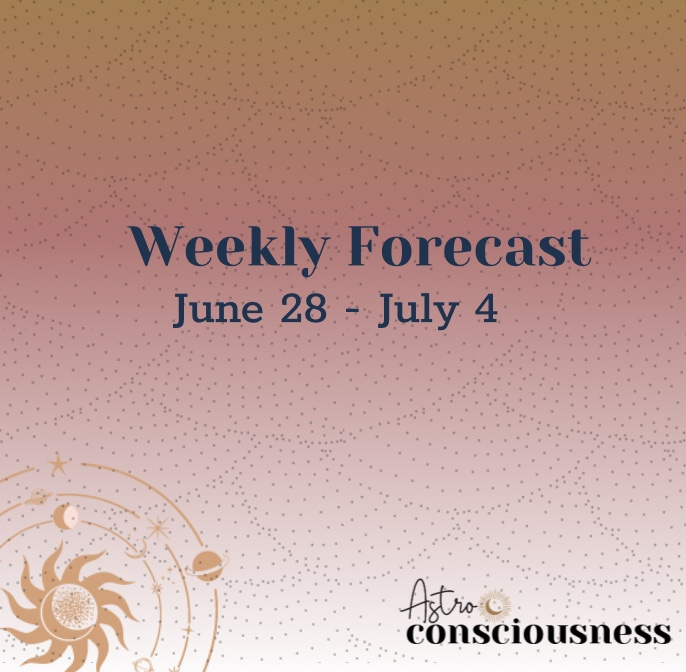 Weekly Forecast: June 28 – July 4