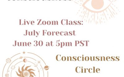 July Forecast: Zoom Meetup – June 30 at 5pm PST