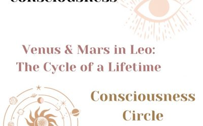 Venus & Mars in Leo: The Cycle of a Lifetime