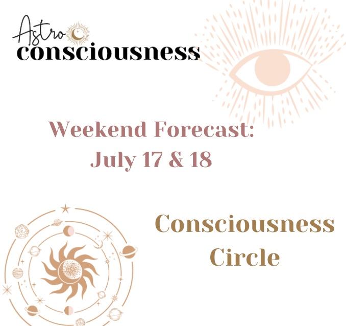 Weekend Forecast: July 17 & 18