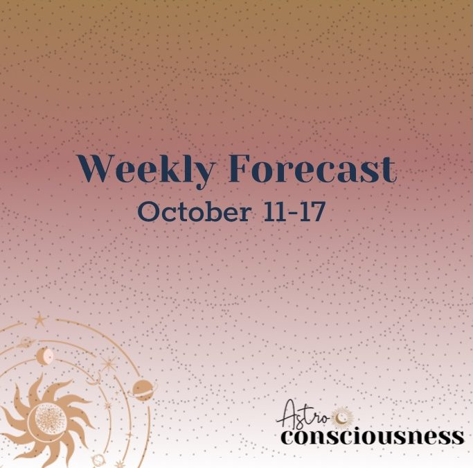 Weekly Forecast: October 11-17